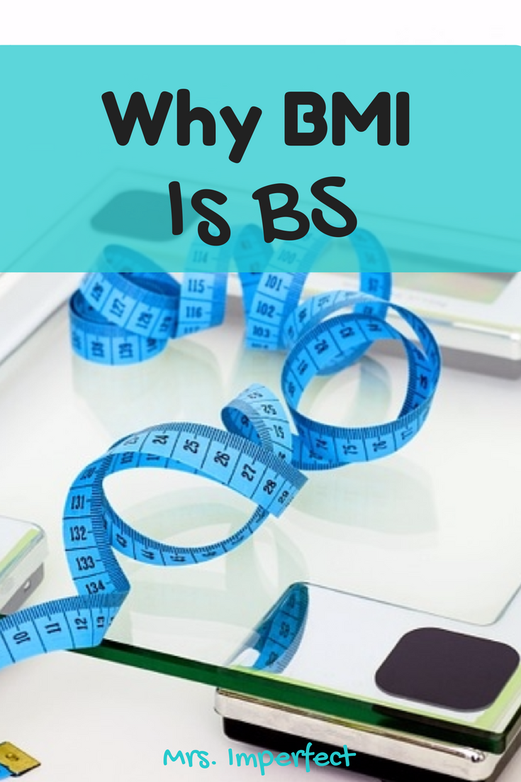 Why BMI is BS