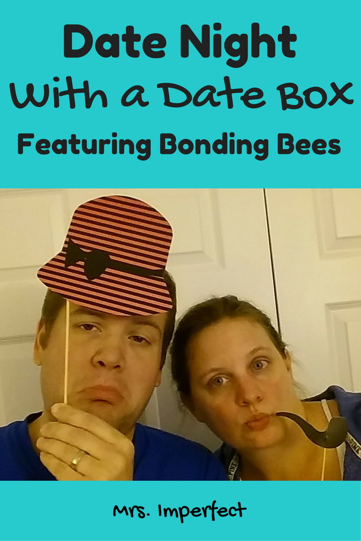 Date Night with a Date Subscription Box (Featuring Bonding Bees)