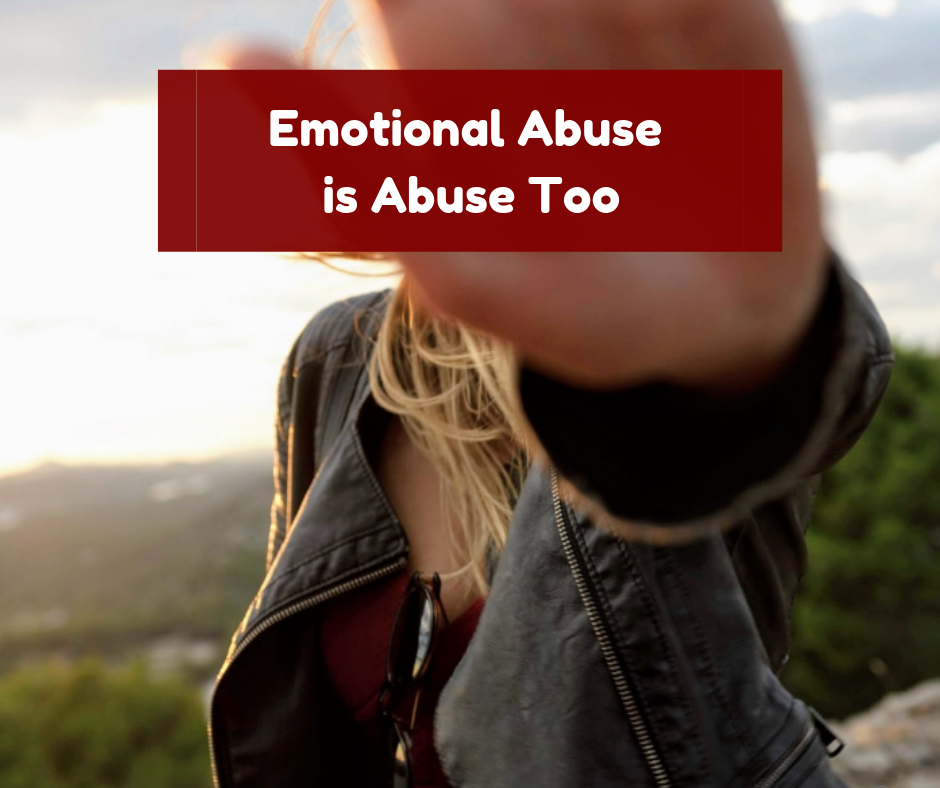 Emotional Abuse is Abuse Too: Ten Years Later