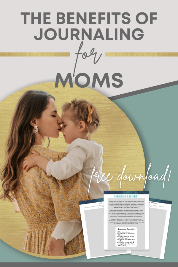 Benefits of Journaling for Moms